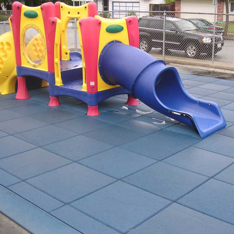 safe playground surface